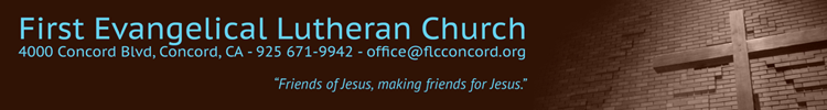 First Lutheran Concord web site
